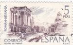 Stamps Spain -  Teatro de Mérida  (8)
