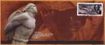 Stamps America - Guatemala -  FDC Centenario del nacimiento del escultor Rodolfo Galeotti Torres