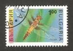 Sellos de Europa - Bulgaria -  3545 - Libélula