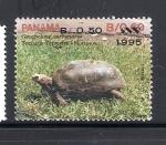 Sellos de America - Panamá -  Tortuga terrestre, morrocoy