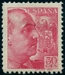 Sellos de Europa - España -  ESPAÑA 869 GENERAL FRANCO
