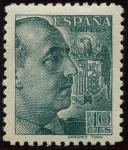 Sellos de Europa - España -  ESPAÑA 870 GENERAL FRANCO