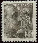 Sellos de Europa - España -  ESPAÑA 876 GENERAL FRANCO