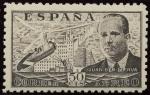 Sellos de Europa - España -  ESPAÑA 883 JUAN DE LA CIERVA