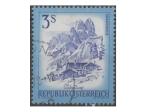 Sellos del Mundo : Europa : Austria : Austria. Salzburgo