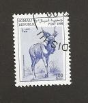 Sellos de Africa - Somalia -  Tragelaphus strepciceros