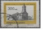 Sellos del Mundo : America : Argentina : Argentina. Capilla museo de Rio Grande