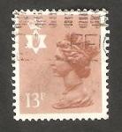 Stamps United Kingdom -  1264 - Emisión regional de Irlanda del Norte, Elizabeth II