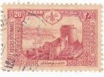 Sellos de Asia - Turquía -  Fortaleza