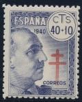 Sellos de Europa - España -  ESPAÑA 938 PRO TUBERCULOSOS