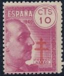 Stamps Spain -  ESPAÑA 939 PRO TUBERCULOSOS