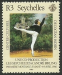 Stamps Africa - Seychelles -  La Giselle de Adolphe Adam