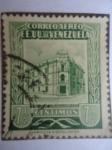 Stamps of the world : Venezuela :  E.E.U.U. de Venezuela - Oficina Principal de Correos - Caracas