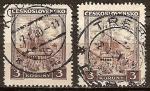Sellos del Mundo : Europa : Checoslovaquia : Catedral de Brno.