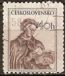 Sellos de Europa - Checoslovaquia -  Cartera.