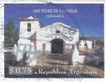 Sellos de America - Argentina -  San Pedro de Fiambalá- Catamarca