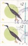 Stamps Argentina -  Ave- biguá