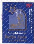 Stamps Argentina -  Belén 2000 Palestina