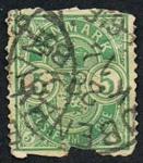 Stamps Denmark -  DANMARK POSTERIN