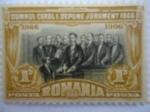 Sellos de Europa - Rumania -  Posta Romania