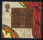 Sellos de Europa - Reino Unido -  Hark the Herald Angels  Sing