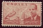 Sellos de Europa - España -  ESPAÑA 941 JUAN DE LA CIERVA