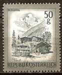 Sellos del Mundo : Europa : Austria : Zillertal, Tirol.