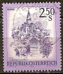 Sellos del Mundo : Europa : Austria : Murau, Steiermark.