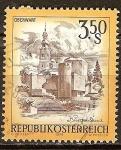 Sellos de Europa - Austria -  Osterkirche, Oberwart (Burgenland).