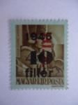 Stamps Hungary -  Andras Hadik