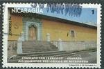 Sellos del Mundo : America : Nicaragua :  Convento de San Francisco