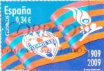 Sellos de Europa - España -  CENTENARIO - LEVANTE U.D.  (9)