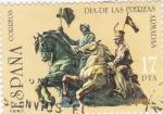 Sellos de Europa - España -  DÍA DE LAS FUERZAS ARMADAS (9)