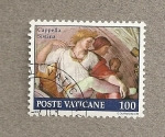 Stamps Europe - Vatican City -  Capilla sixtina