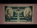 Sellos de Europa - Francia -  Didier Daurat-Raymond Vanier
