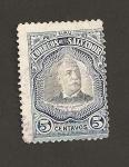Stamps El Salvador -  Presidente Pedro José Escalón