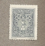 Stamps Europe - Vatican City -  Paloma de la paz