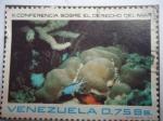Sellos de America - Venezuela -  III Conferencia sobre el Derecho  del Mar