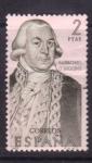 Stamps Spain -  Ambrosio O´Higgins