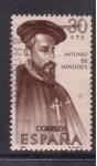 Stamps Spain -  antonio de mendoza