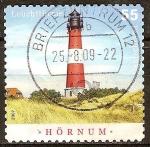 Sellos de Europa - Alemania -  Faros (Horóscopo) en laisla de Sylt.