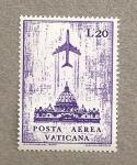 Stamps Europe - Vatican City -  San Pedro de Roma