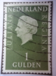Stamps Europe - Netherlands -  Reina Juliana Regina (1909-2004)- Nederland