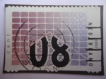 Stamps Netherlands -  Cifras - Nederland