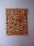 Stamps United Kingdom -  George V - Postage Revenue