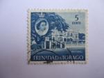 Sellos del Mundo : America : Trinidad_y_Tobago : Isabel II - Whitehall