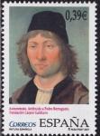 Stamps : Europe : Spain :  Pedro Berruguete