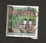 Sellos de Europa - Alemania -  800 Aniv de Heidelberg