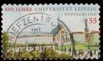Stamps Germany -  600 ANIVERSARIO UNIVERSIDAD DE LEIZPIG