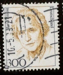 Stamps Germany -  MARIA PROOST